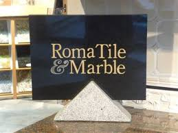 tile countertop showroom at roma tile marble