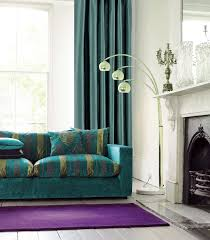 excellent teal living room color ideas accent wall blue wall black