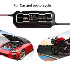 Motorcycle Car Auto Truck Battery Tender Maintainer Charger 110V 5A ... Ip67 Bcseries 66kw Ev Battery Chargers Current Ways Electric Dual Input 25a Invehicle Dc Charger Redarc Electronics Nekteck Mulfunction Car Jump Starter Portable External Cheap Heavy Duty Truck Find The 10 Best Trickle For Money In 2019 Car From Japan Rated Helpful Customer Reviews Amazoncom Charging Systems Home Depot Reviewed Tested 200mah Power Bank Vehicle Installed With Walkie Pallet Trucks New Products An Electric Car Or Vehicle Battery Charger Charging Recharging