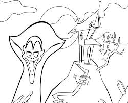 Disney Fun Free Halloween Coloring Pages
