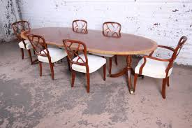 Kindel Dining Chairs - The Arts Kindel Fniture Cherry Banquetstyle Ding Room Table 1960s Breakfront Cabinet Rigakublogcom Details About L46708ec Set Of Kindel Shield Back Carved Mahogany Chairs Vintage Belvedere Spoonback Of 6 Rare Sofas Storage Cabinets More Hickory Chair Bedroom Chest 156673 Studio 882 The Arts French Country 4 Regency Style Wall Mirror Thomasville Fniture Tableau Collection Cane Arm 70195 233246 One Drawer Lamp Side End From Philly Pladelphia Attic