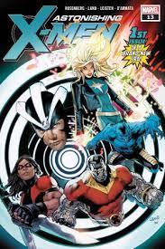 Astonishing X Men 13