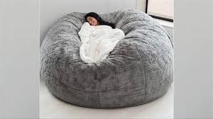 Pin By Courtney Goldman On Dream Board   Big Comfy Chair ... Believe It Or Not 10 Surprisingly Stylish Beanbag Chairs Best Oversized Bean Bag Ikea 24097 Huge Recall Of Bean Bag Chairs Due To Suffocation And Kaiyun Thick Washable King Moon Beanbag Chair Ikea Bedroom Fniture Alluring Target For Mesmerizing Sofa Ikeas New Ps 2017 Spridd Collections Are Crazy Good Chair Unique Circo With Overiszed Design And Facingwalls Supersac Giant