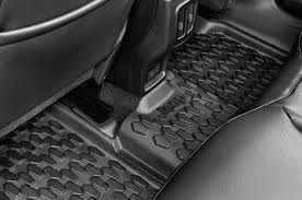 2017 Jeep pass Mopar Rear Floor Mat Jeep