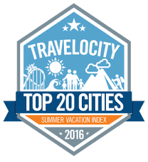 Travelocity Names The Best Destinations In Its 2016 Summer Vacation Index