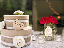 Rustic Wedding Decorations Diy