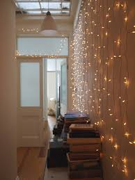 pretty light displays lights hallway