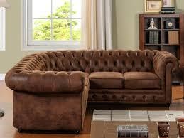 canapé cuir vieilli marron canap cuir marron vintage chesterfield saulaie chesterfield cuir