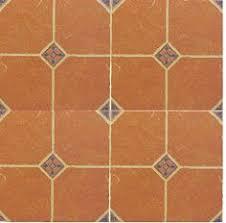 Saltillo Floor Tile Home Depot by U S Ceramic Tile Terra Cotta 16 In X 16 In Ceramic Floor Tile