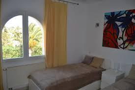 sehr schöne villa in denia galeretes mit meer und