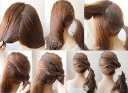 Prev Next How Diy Cute Easy Hairstyles