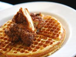 Fried Chicken And Waffles The Dish South Denied As Its Own Salt NPR