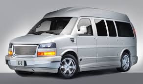2013 Chevy Express Conversion Van Now My Life Would Be Complete