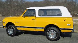 100 Blazer Truck 1972 Chevrolet Connors Motorcar Company