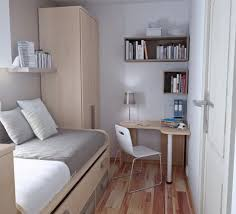 Tiny Ass Apartment The Bed And Nightstand Room 14 Bedrooms A Clever Fitting In Of Components Very Small Space