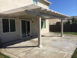 Louvered Patio Covers Sacramento by Fiberglass Patio Covers Home Design Ideas And Pictures