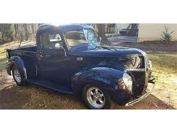 100 1941 Ford Truck Pickup For Sale ClassicCarscom CC1179343