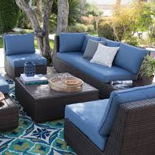 Outdoor Sectional Sofa With Chaise by Decor Outstanding Steam Deep Seat Sectional With Magnificent