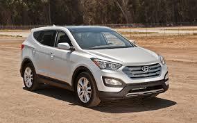 100 Cheapest Pickup Truck 2013 Hyundai Santa Fe Sport Suv Rental