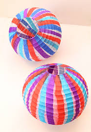 Diy Round Paper Lanterns Virtual Fretboard