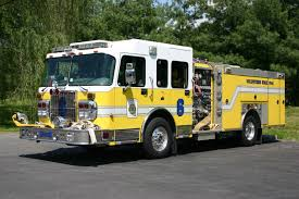 100 Black Fire Truck Suppression Apparatus Ashburn Volunteer And Rescue Department