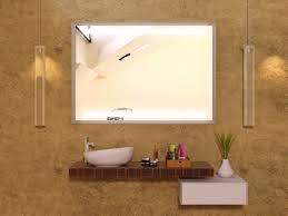 spiegel mit rahmen benka