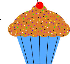 Cupcake Clip Art At Clker Vector Clip Art line Royalty Free