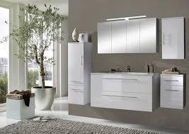 sam design badmöbel set rom 120 cm in hochglanz weiß