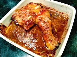 cuisiner le chapon cuisse de chapon au four simplement bon