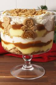 Pumpkin Mousse Trifle by Best Gingerbread Trifle Recipe How To Make Gingerbread Trifle