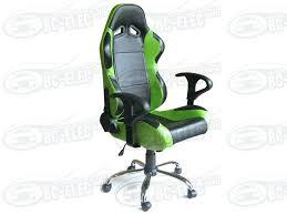 fauteuil de bureau vert fauteuil siege baquet siage baquet cuir vert et noir fauteuil de