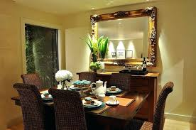 Dining Room Buffet Decorating Ideas Table Amazing