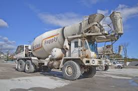 100 Cement Truck Capacity Ready Mixed Concrete Action Supply