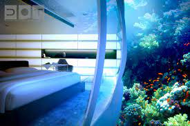 104 The Water Discus Underwater Hotel
