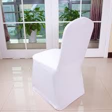 Cheap Universal Wedding White Chair Cover For Reataurant Banquet Hotel  Dining Party Lycra Polyester Spandex Chair Cover #10 Dining Room Table  Chair ... Us 429 New Year Party Decorations Santa Hat Chair Covers Cover Chairs Tables Chafing Dish And Garden Krush Linen Detroit Mi Equipment Rental Wedding Party Chair Covers Cheap Chicago 1 Rentals Of Chicago 30pcslot Organza 18 X 275cm Style Universal Cover For Sale Made In China Cute Children Cartoon Pattern Frozen Baby Birthday
