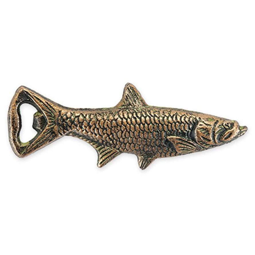 Cast Iron Fish Bottle Opener by Foster & Rye