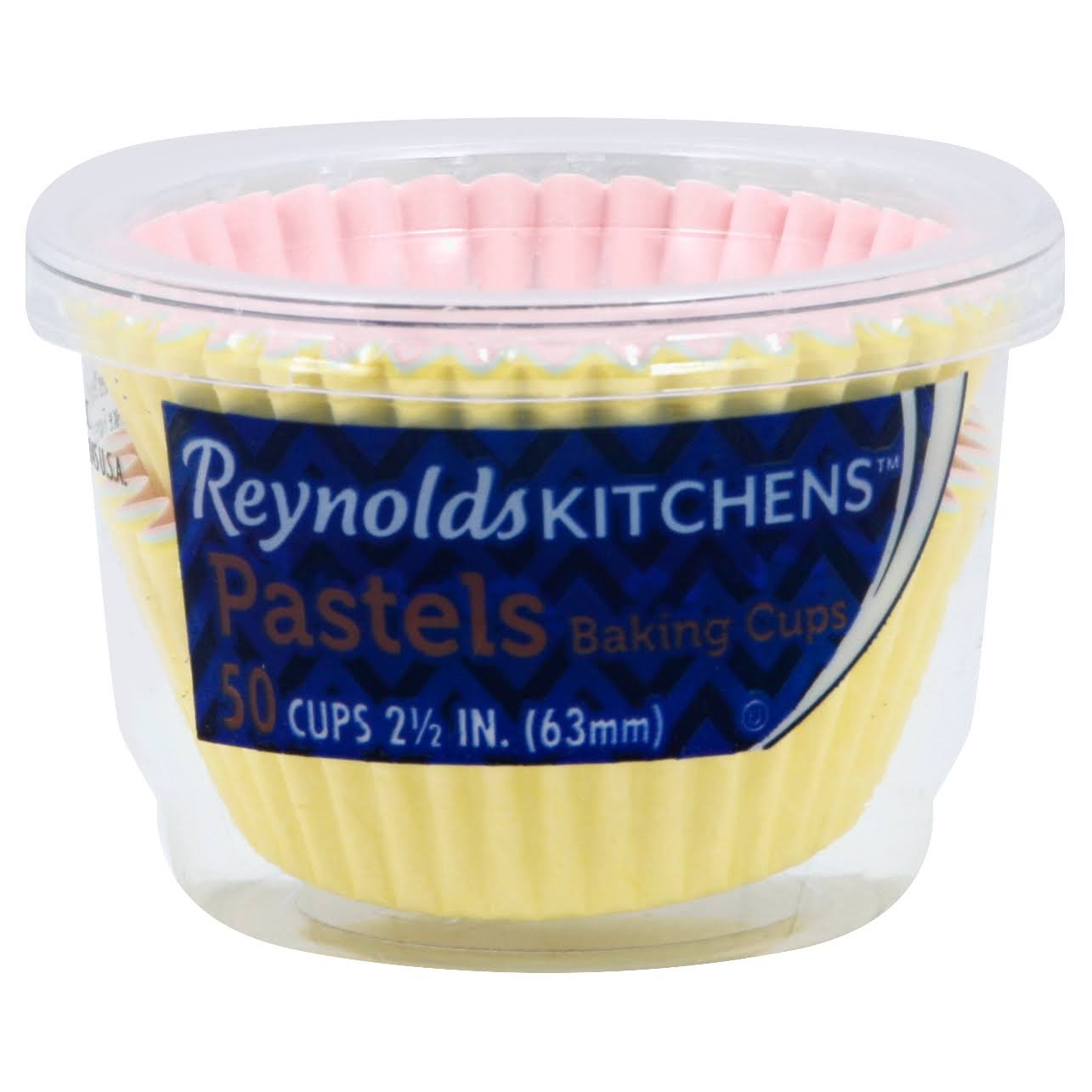 "Reynolds Baking Cups - 2 1/2"", 50ct"