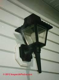 how to change exterior light fixture light fixtures