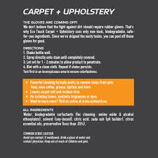 Crate And Barrel Petrie Sofa Cleaning by Carpet Upholstery U2013 Eco Touch