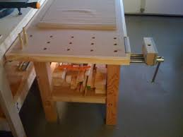 woodworking vise woodworking with the george nelson bench