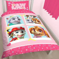 Nickelodeon paw patrol skye everest bed set BL Oli