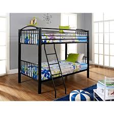 aiden bunk bed twin over twin pewter oak grove collection