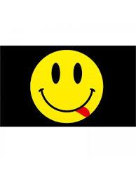 Emoji Smiley Face Flag