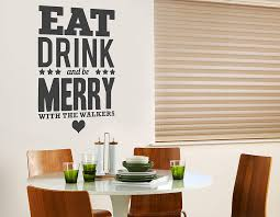 Awesome Dining Room Wall Decals