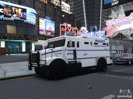 100 Gta 4 Trucks Enforcer Emergency Service NYPD For GTA NYPD ESU Trucks