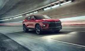 2019 Chevrolet Blazer Revealed – Info And Pricing On The New Crossover