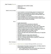 Sample Project Manager Resume Assistant Entry Level Are For