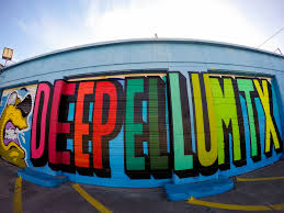 Deep Ellum Wall Murals by Deep Ellum Dallas Eater Dallas
