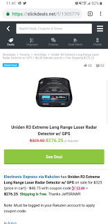 Rakuten Marketplace: Uniden R3 For $276.25 USD | Radar ... Extreme Iceland Promo Code Living Rich With Coupons Weis Couponcabin Vs Ebasrakuten Cashback Comparison New Super Mario Bros U Deluxe For Nintendo Switch 21 July Rakuten Coupon Code Compilation Allnew Dji Osmo Action Camera On Sale 297 52 Off How Thin Affiliate Sites Post Fake Coupons To Earn Ad Get And With Shopback Intertional Pharmacy Discount Hotel New Rakuten Free Through Postal Mail Logitech Coupon Uk Lemon Tree Use A Kobo