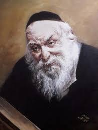 100 Shmaryahu Rabbi Yosef Nissim Karelitz Print On Canvas Jewish Etsy